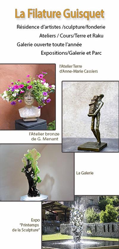 Sculpture en pays de ceze - La filature hellemmes ...